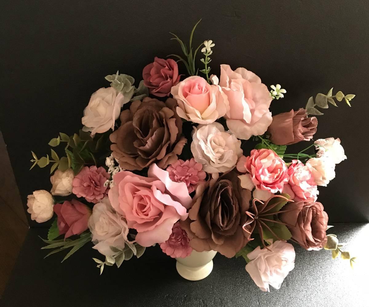pretty flower����SALE�I�x�[�W���Ԋ�`���R���[�g�u���E���ƃ~���N�e�B�[�s���N���K�N�t�F�~�j���A�����W Image3