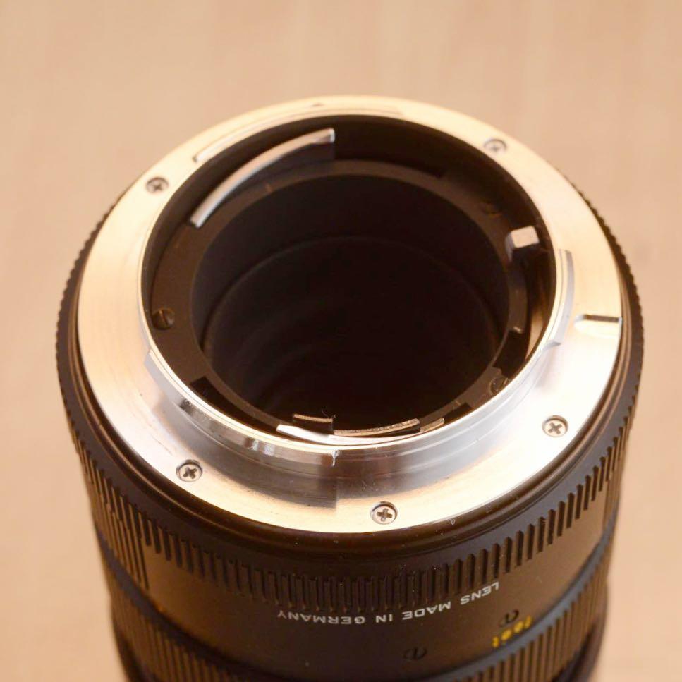 Leica LEITZ ELMAR-R 180mm F4 中望遠レンズ 美品!!_画像3