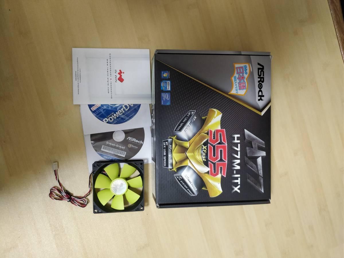 自作小型PC Core i3-3225 8GBメモリ ブルーレイドライブ_画像4