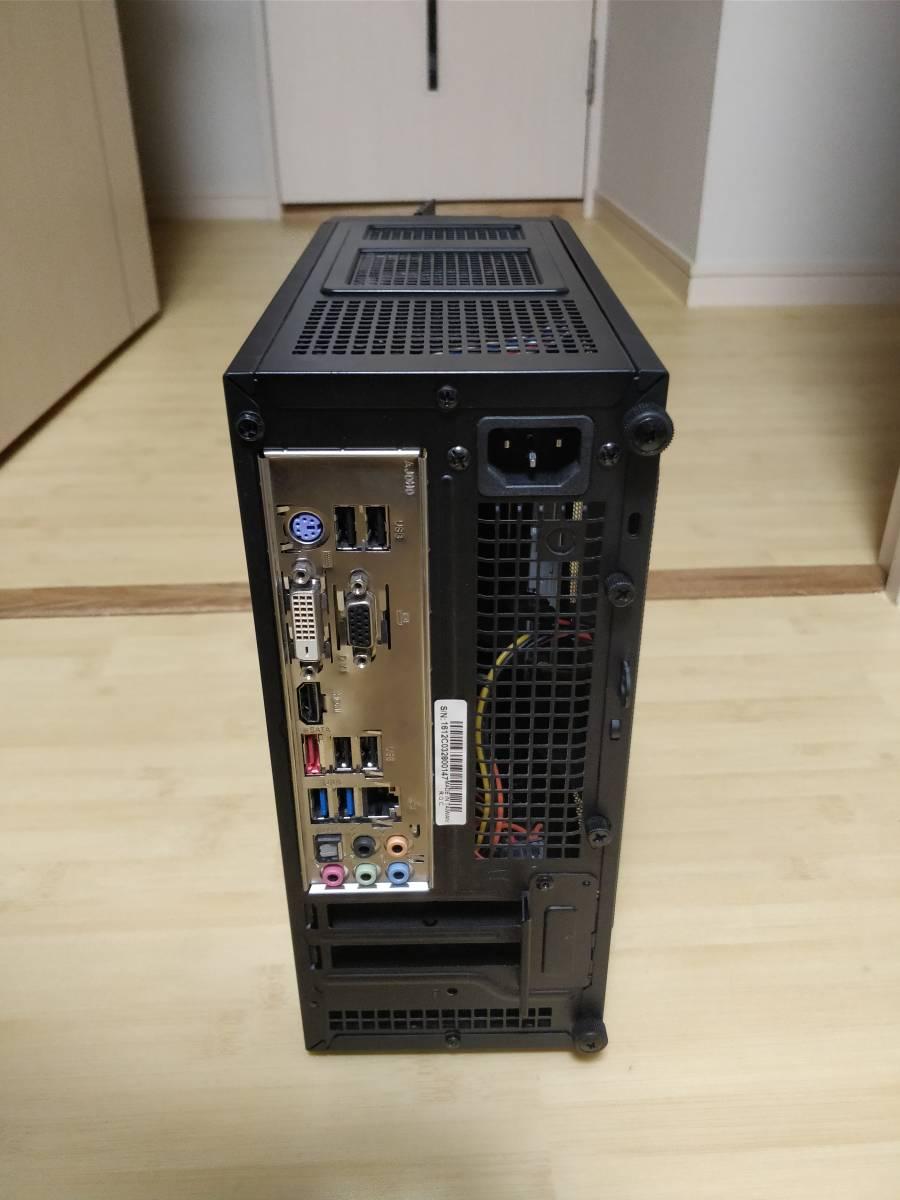 自作小型PC Core i3-3225 8GBメモリ ブルーレイドライブ_画像3