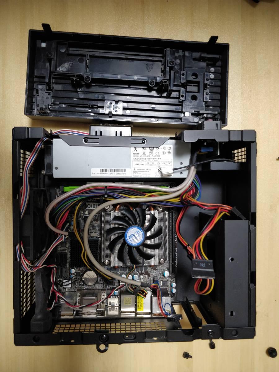 自作小型PC Core i3-3225 8GBメモリ ブルーレイドライブ_画像2
