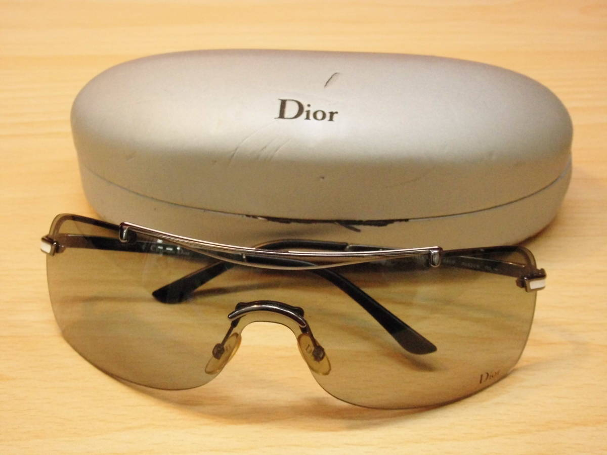 607fd83ce8 1804  Christian Dior Dior sunglasses AUQVC 115 Made in Italy Italy made  S12-54