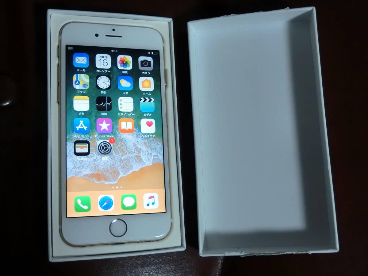 【APPLE】 iPhone6s 64GB ゴールド 【ジャンク】