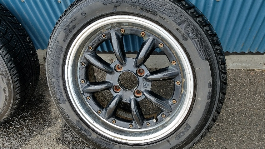 スピードスター RS8 ブラック
