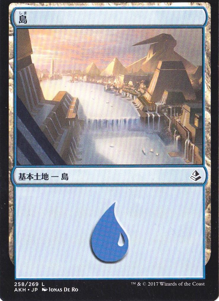 ★マジック・ザ・ギャザリング Magic: The Gathering MTG 【島】★_画像1