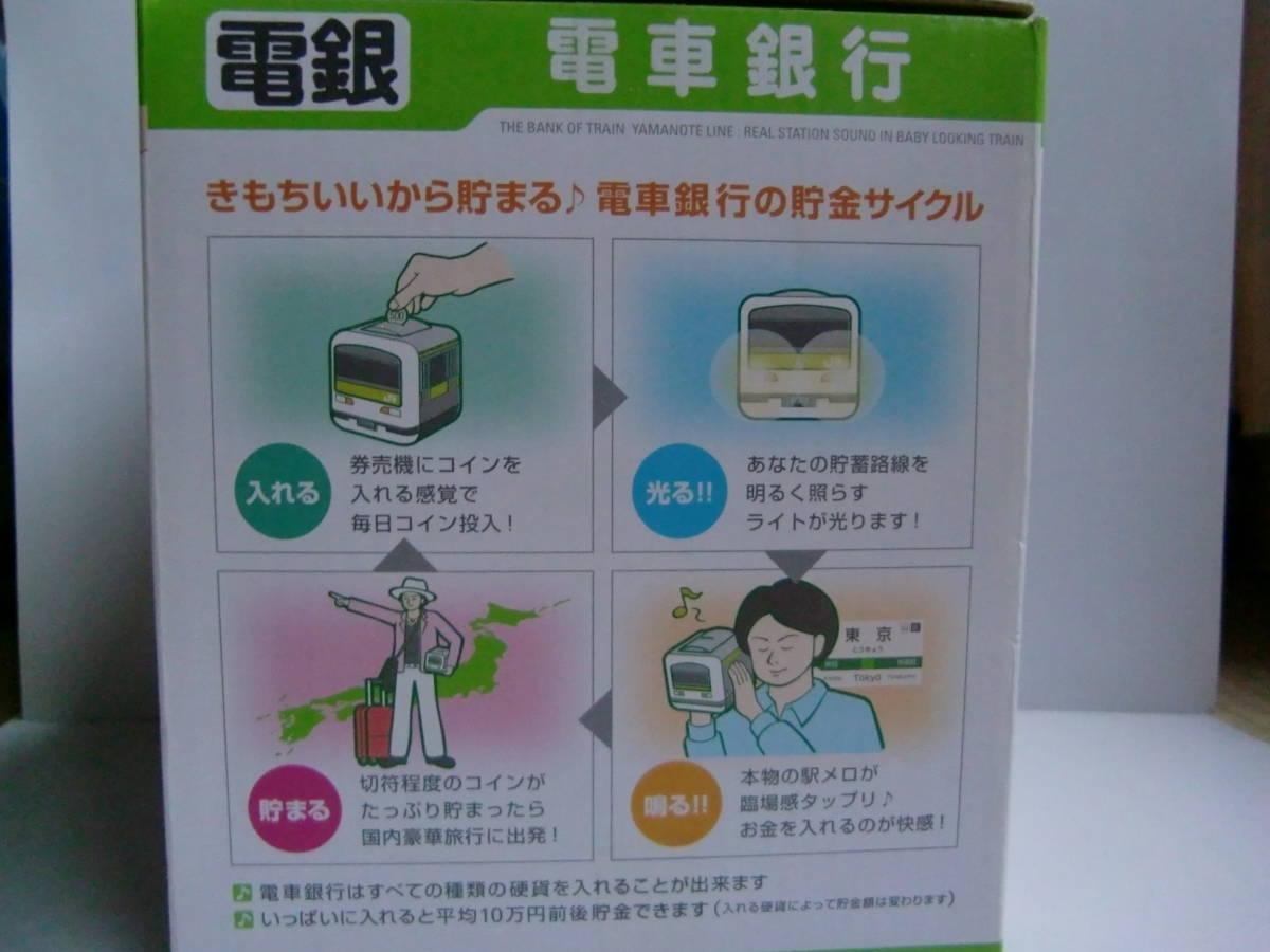 電車銀行 山手線_画像3
