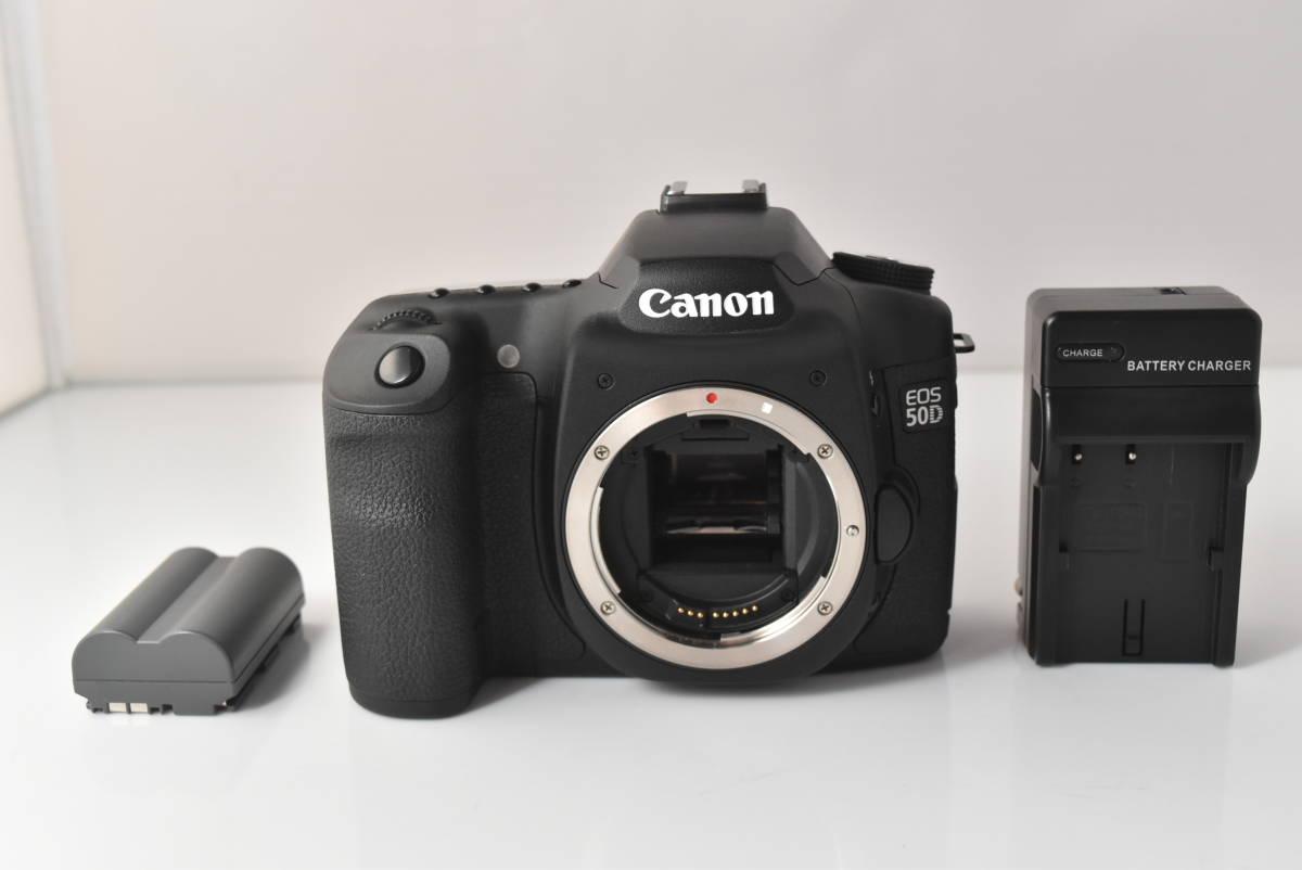 ★ほぼ新品級★ キヤノン Canon 50D ★完動品★ #489