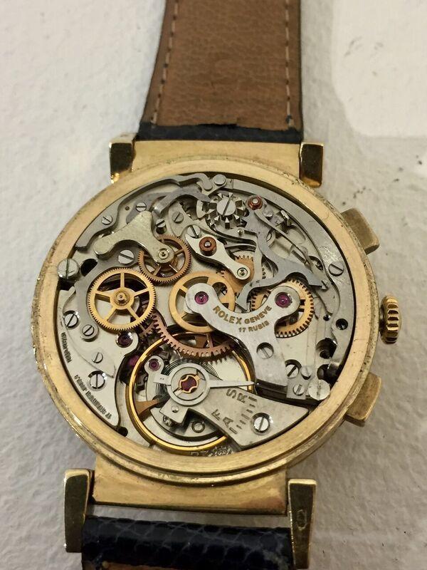 ★古いロレックス!二つ目の複雑時計!!★_画像6