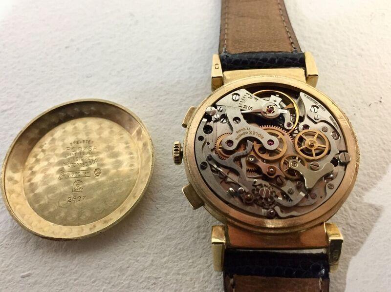 ★古いロレックス!二つ目の複雑時計!!★_画像2