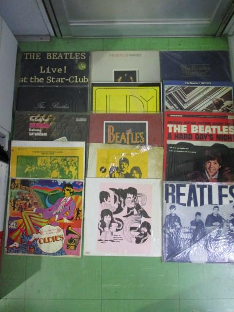 ☆非売品あり☆THE BEATLES LP レコード まとめて15点セット NOT FOR SALE ビートルズ