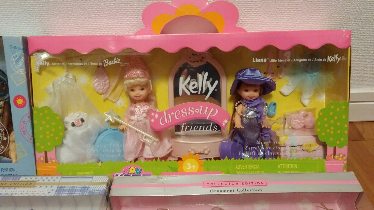 Barbie kelly Tommy COLLECTOR EDITION マテル社 11箱_画像3