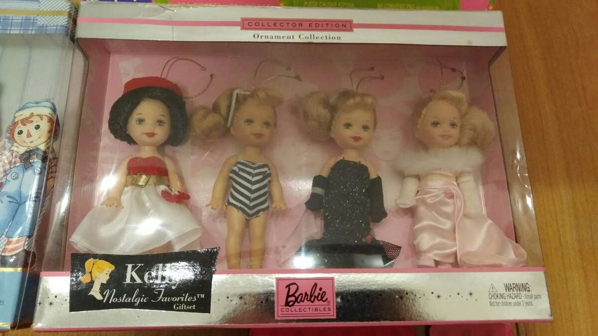 Barbie kelly Tommy COLLECTOR EDITION マテル社 11箱_画像6