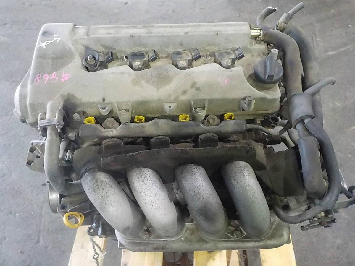 180208002220100 フィールダー ZZE123G エンジン