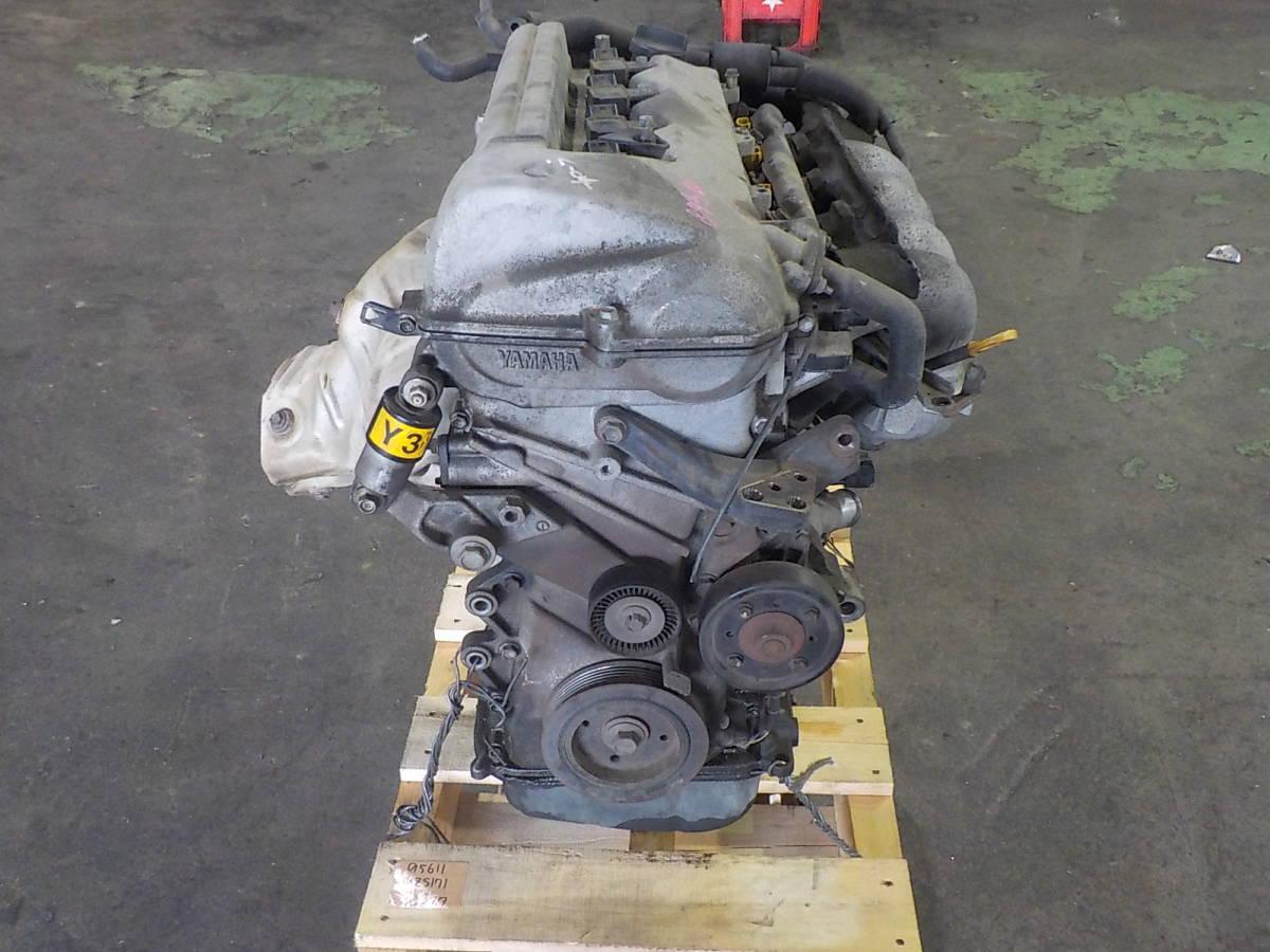 180208002220100 フィールダー ZZE123G エンジン_画像5