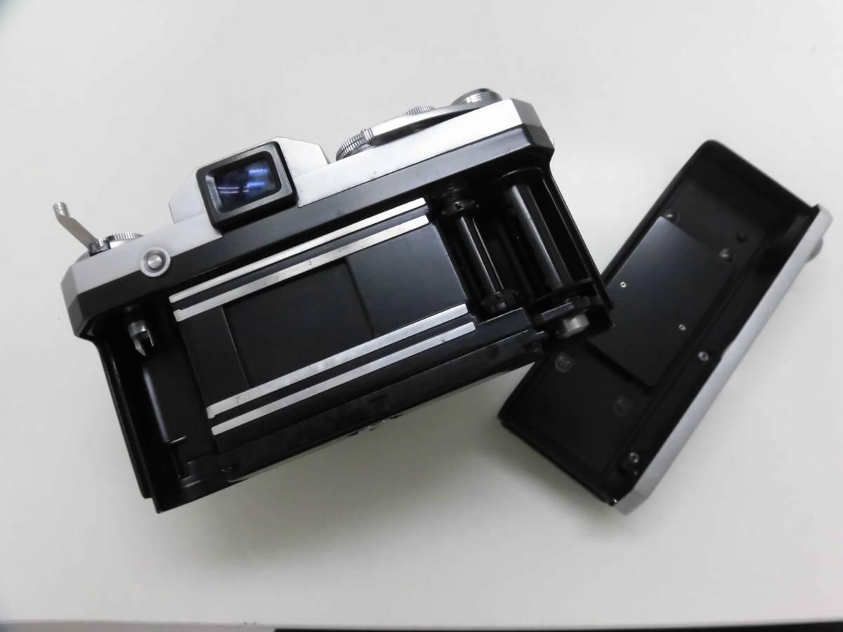Nikon/ニコン F (No.6417605) カメラ NIKKOR-S Auto 1:2 f=5cm (No.533517) ケース付き ジャンク扱い S_画像6