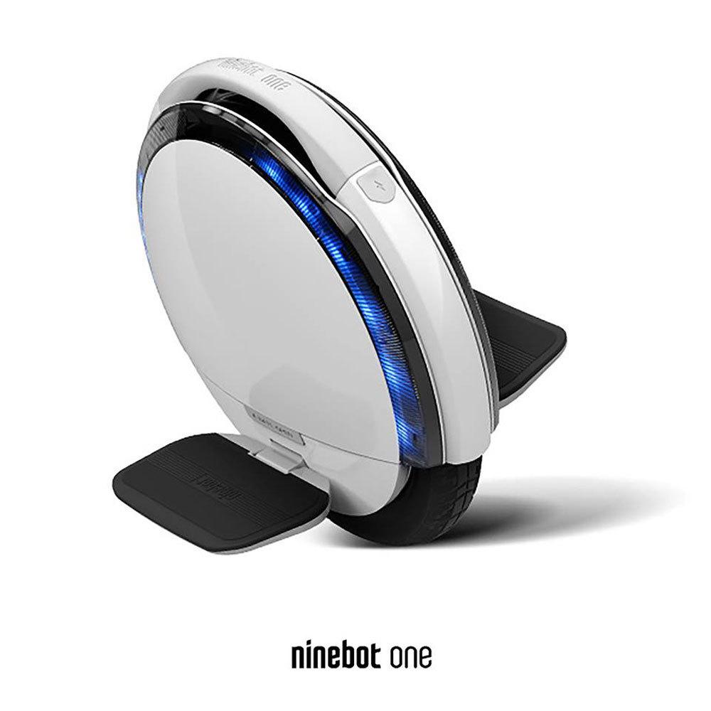 【2018増強版・バッテリー2倍】Ninebot One A1 ナインボット ダブルバッテリー増強版 電動一輪車 セグウェイ_画像9