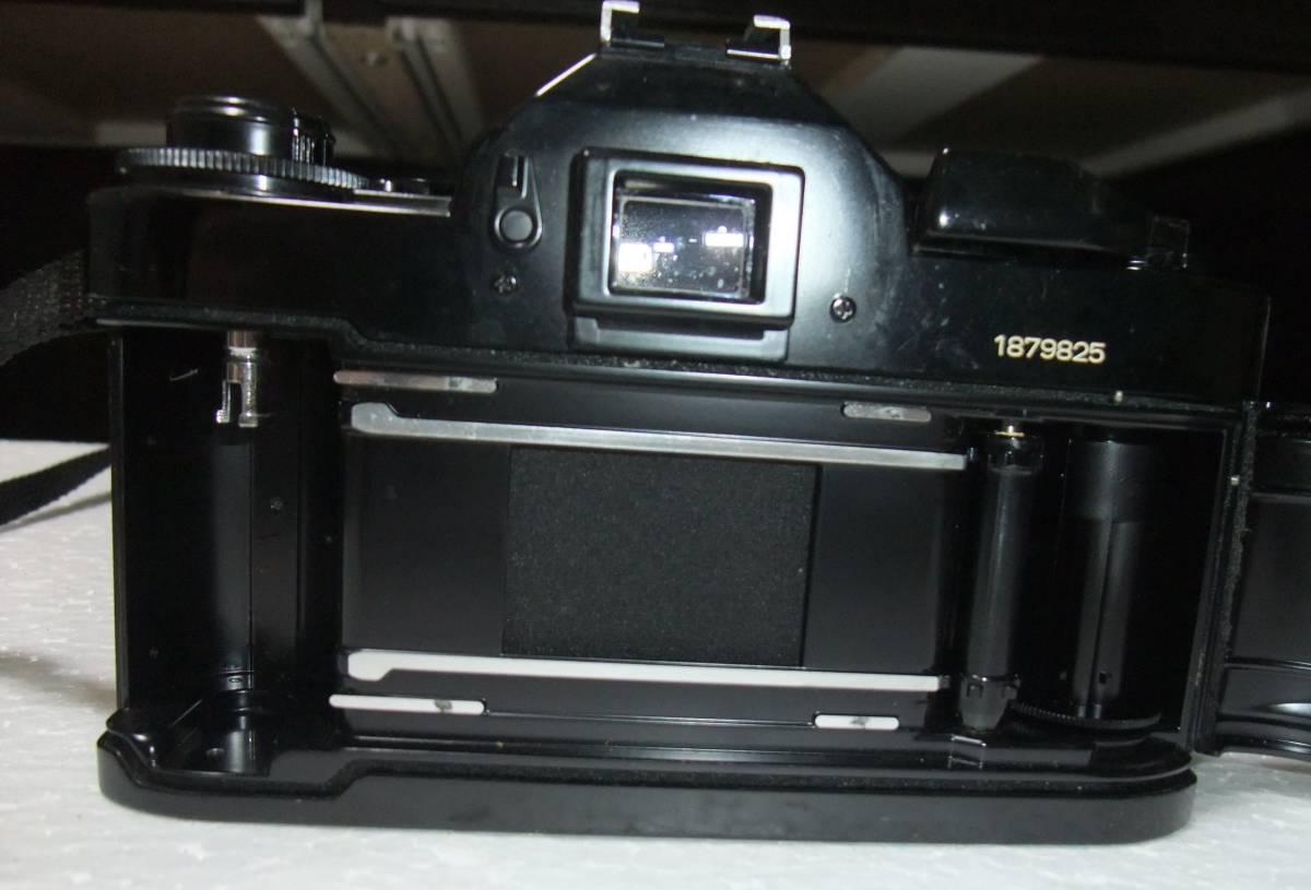 CANON / キャノン A-1 レンズ2本付 70-210mm 1:4 70-210mm 1:4.5 フィルムカメラ 一眼レフ_画像5