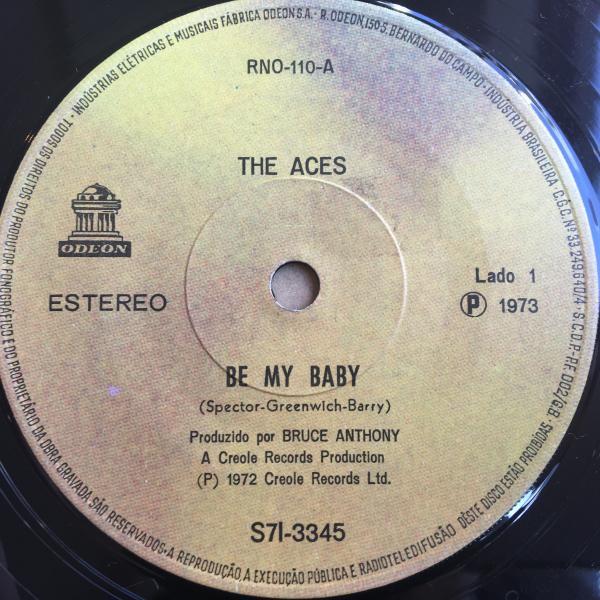 ★Aces/Be My Baby★60'sポップス名曲カバー!