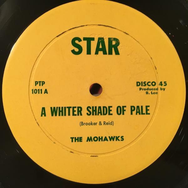 ★Mohawks/A Whiter Shade Of Pale★人気哀愁名曲カバー!