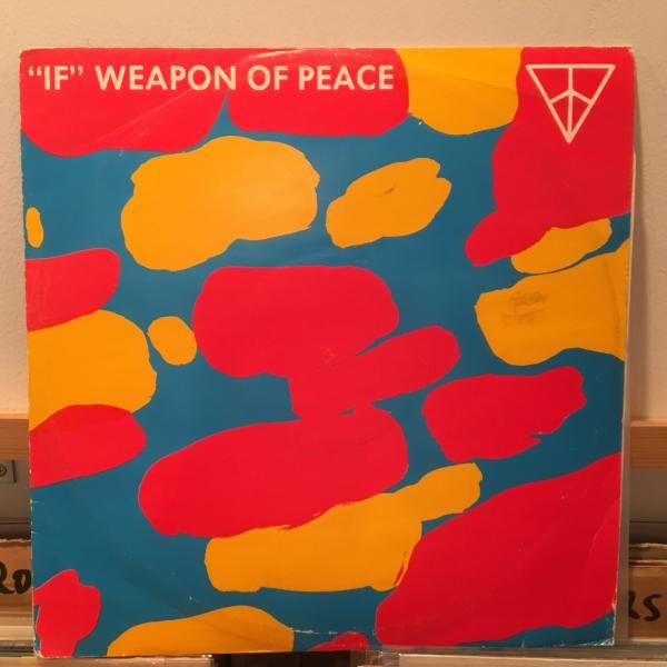 ★Weapon Of Peace/If★メロウLOVERS ROCKクラシック!