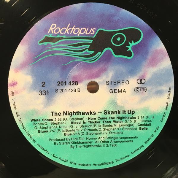 ★Nighthawks/Skank It Up★人気ネオスカ!_画像3