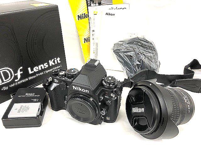 【極美品】Nikon ニコン デジタル一眼レフカメラ Df BK /一眼レフレンズ AF-S NIKKOR 12-24mm 1:4G ED 付属品あり 未使用品002261-m15y