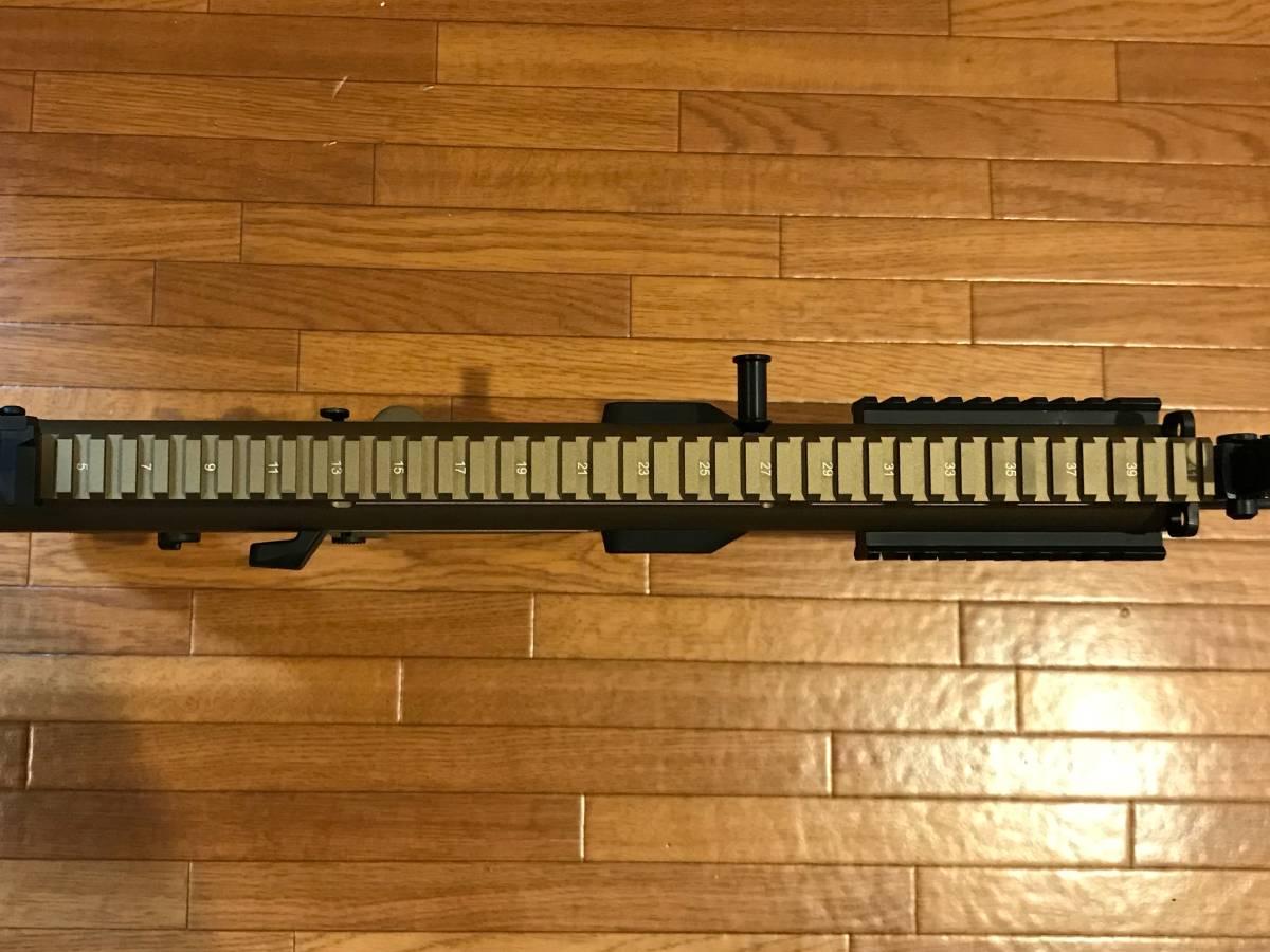 Cybergun/VFC FN SCAR-H GBB スチールパーツカスタム_画像9