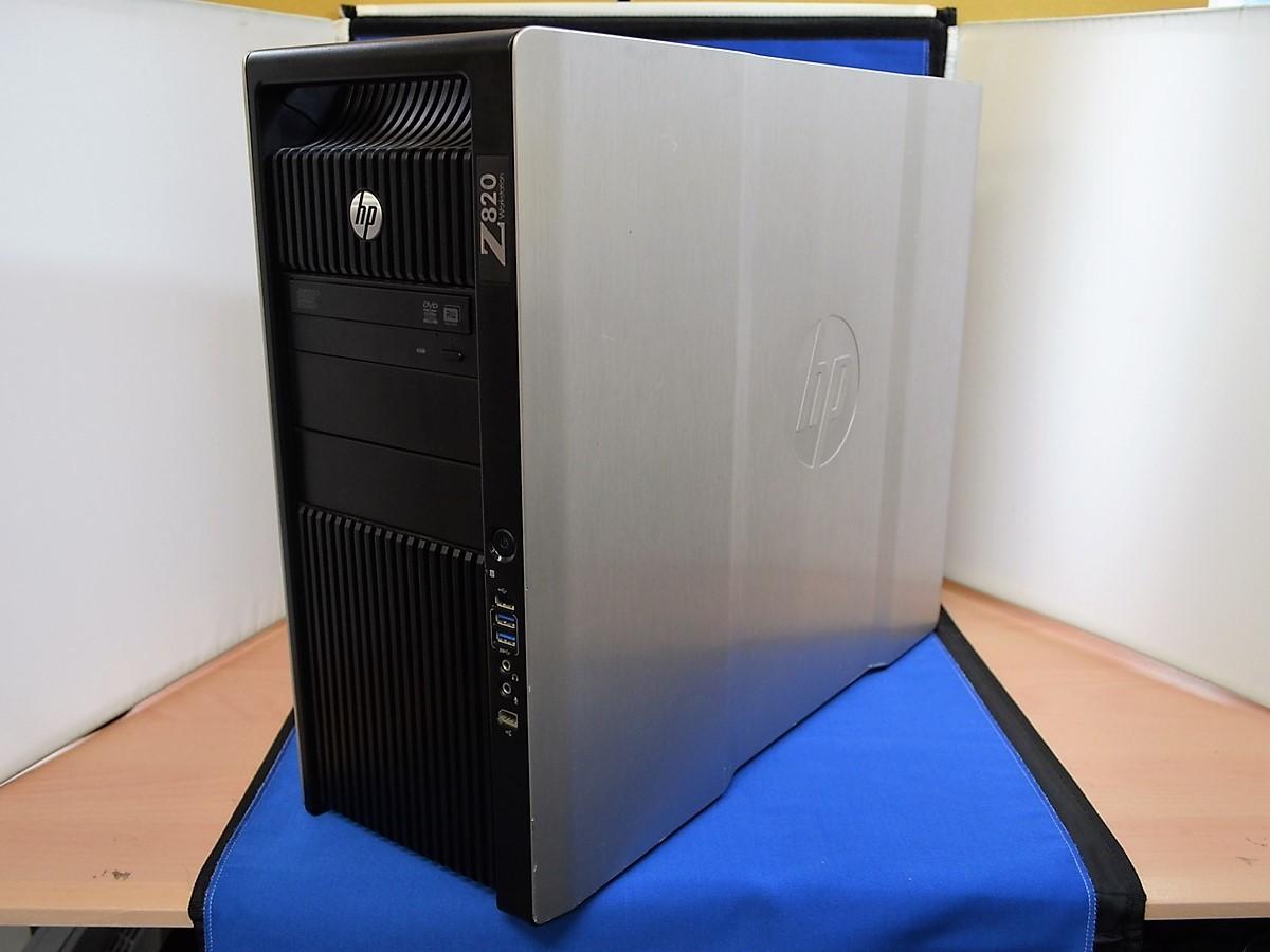 【送料無料/ジャンク/パーツ】 hp Z820 WorkStation Xeon 2667 2.90GHz メモリー 16GB NVIDIA Quadro K2000 温度センサー不良