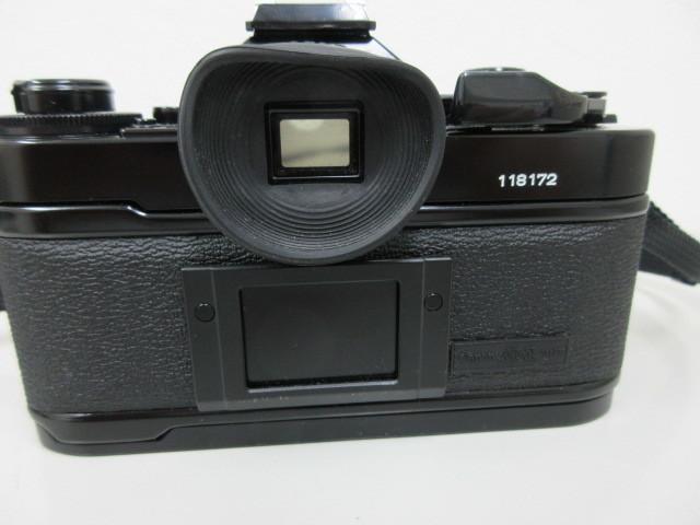 Canon A-1 (レンズ FD 28mm 1:3.5 SC) #23772_画像5