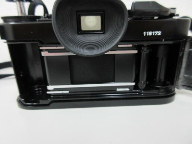 Canon A-1 (レンズ FD 28mm 1:3.5 SC) #23772_画像6