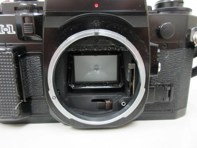 Canon A-1 (レンズ FD 28mm 1:3.5 SC) #23772_画像9