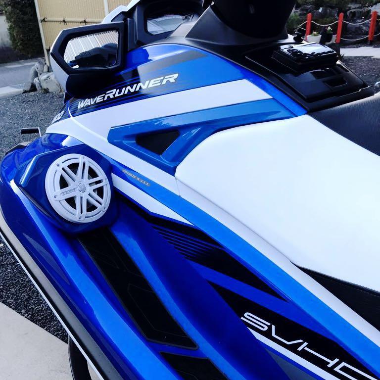 「ヤマハ GP1800 VXR VX スピーカーボックス スピーカーBOX オーディオ スピーカー Bluetooth 」の画像3