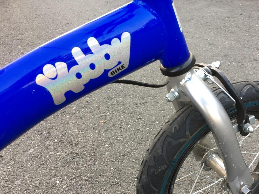 ホビーバイク(Hobby Bike) へんしんバイク 3歳~6歳児に最適_画像3