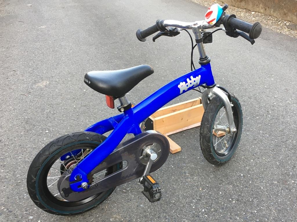 ホビーバイク(Hobby Bike) へんしんバイク 3歳~6歳児に最適_画像4