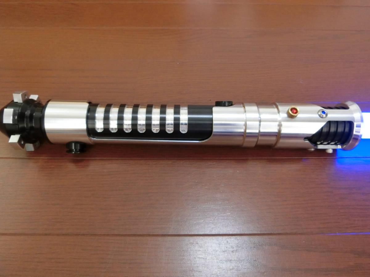 【新品】 ultrasabers ライトセーバー Guardian Obsidian v4 Premium Sound ウルトラセーバーズ star wars スター・ウォーズ _画像3