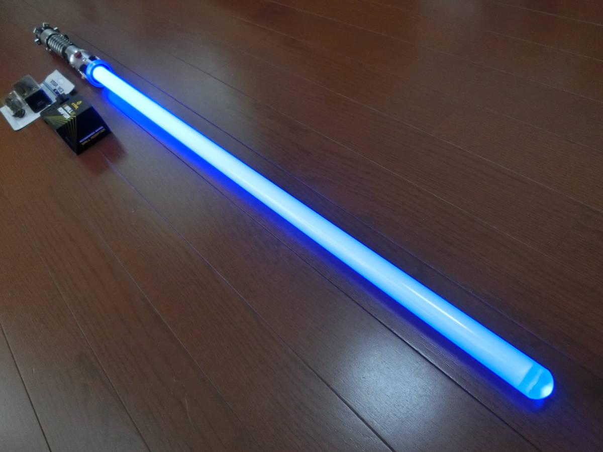 【新品】 ultrasabers ライトセーバー Guardian Obsidian v4 Premium Sound ウルトラセーバーズ star wars スター・ウォーズ _画像8