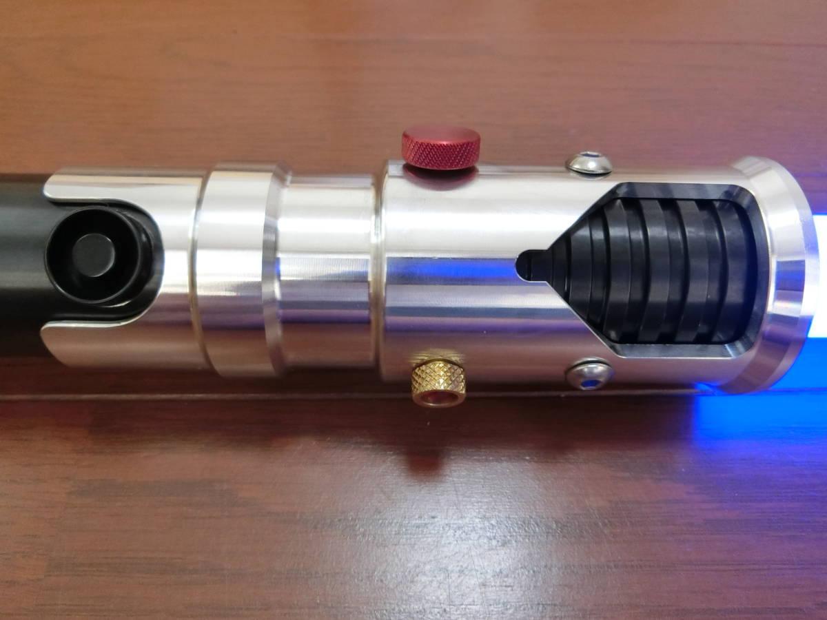 【新品】 ultrasabers ライトセーバー Guardian Obsidian v4 Premium Sound ウルトラセーバーズ star wars スター・ウォーズ _画像5