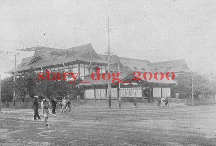 複製復刻 絵葉書/古写真 東京 日本勧業銀行 現みずほ銀行 明治40年 TS_022_画像1