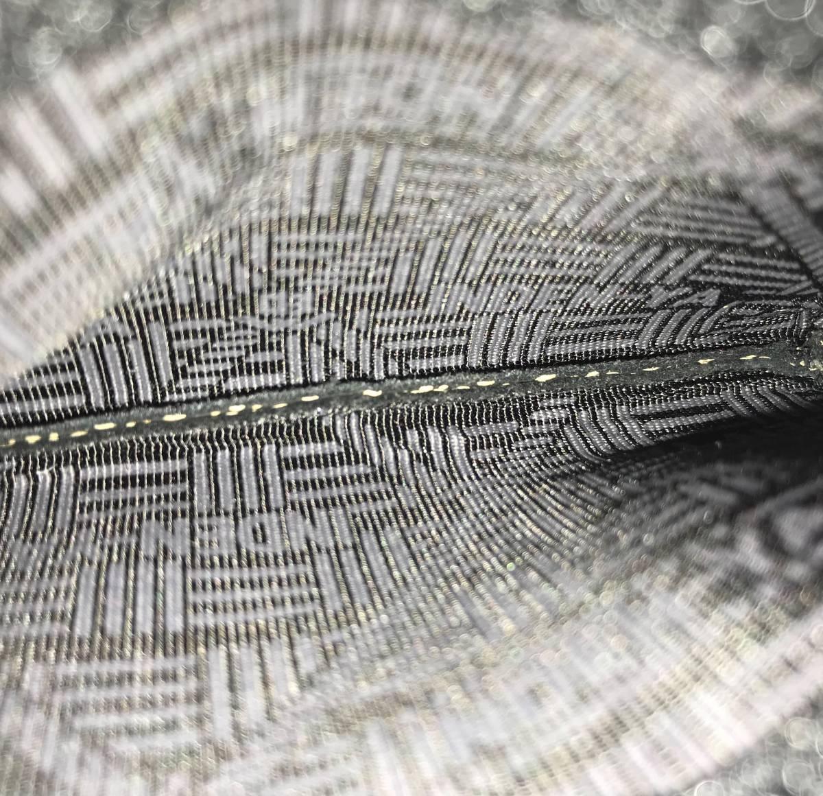 印伝 印傳 財布 小銭入れ和柄 未使用品★24105_画像3