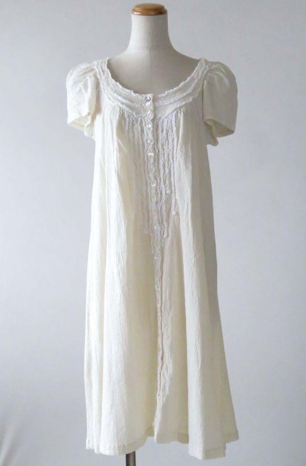 ■TSUMORI CHISATO■ツモリチサトの綺麗なアンニュイ感ドレス