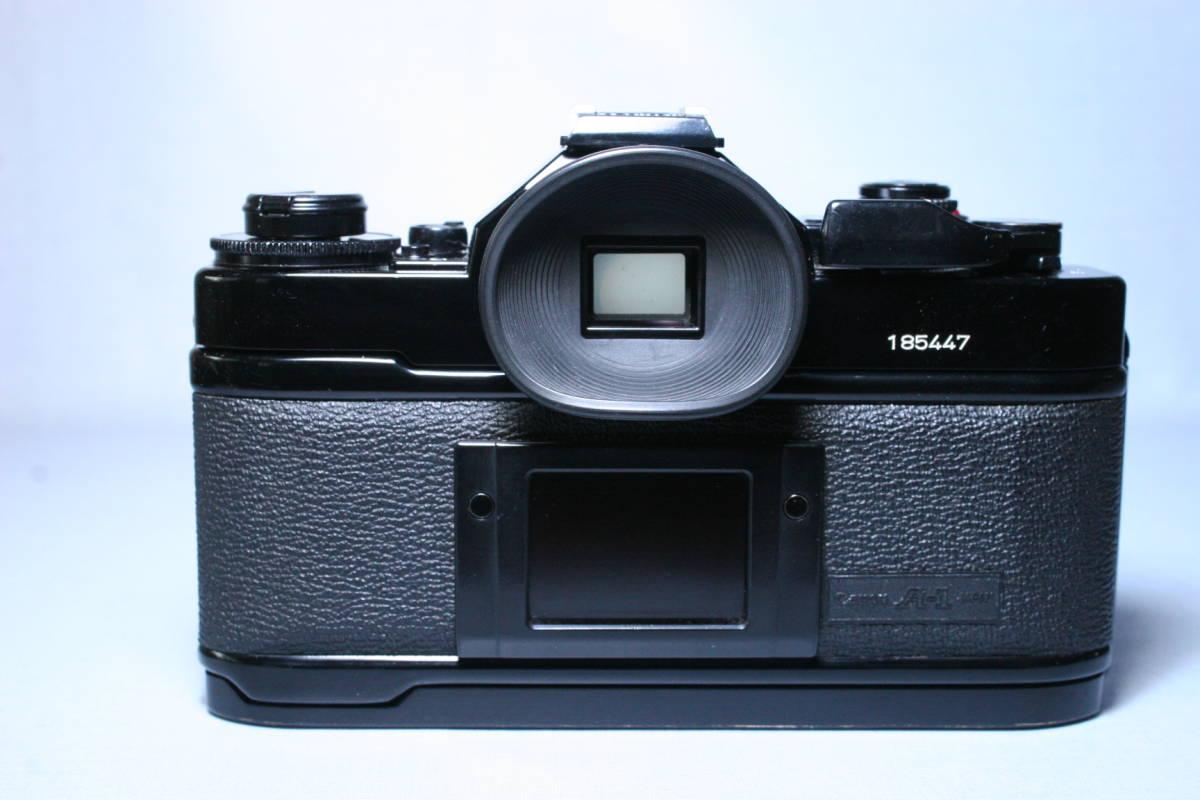 マニュアルキャノン/Canon A-1 N.FD 35-70mm 付_画像3