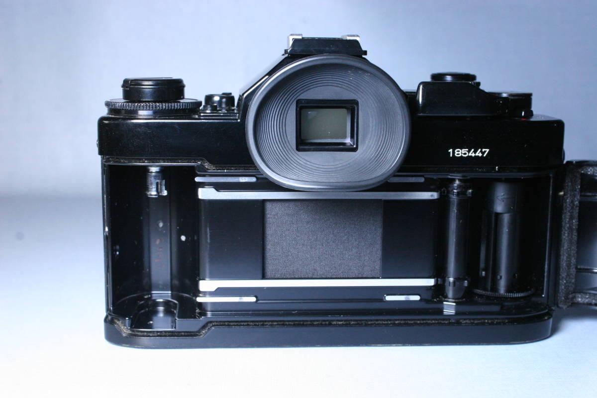 マニュアルキャノン/Canon A-1 N.FD 35-70mm 付_画像4