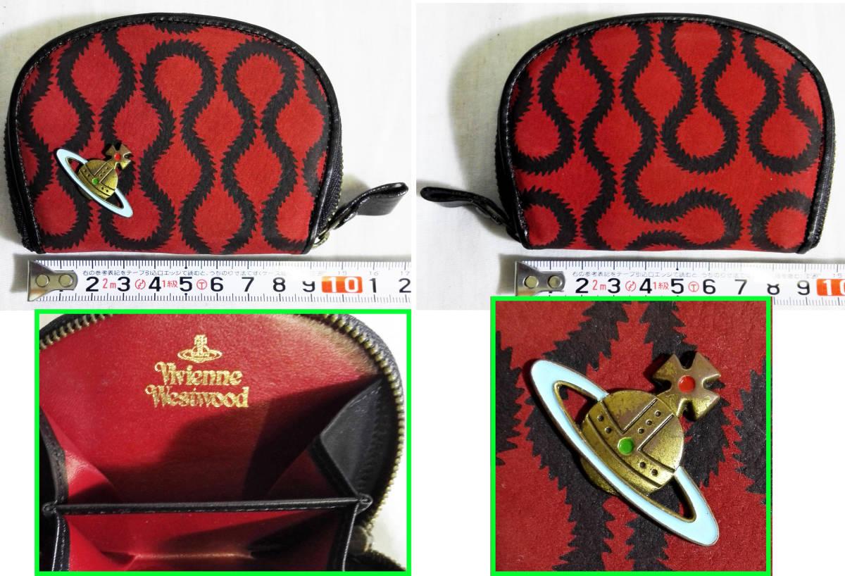 ■バッグ 財布 6点SET PRADA x2 Vivienne Westwood FENDI COACH x2 シリアル番号有など色々 ●同梱で安く送料を上げませう_画像6