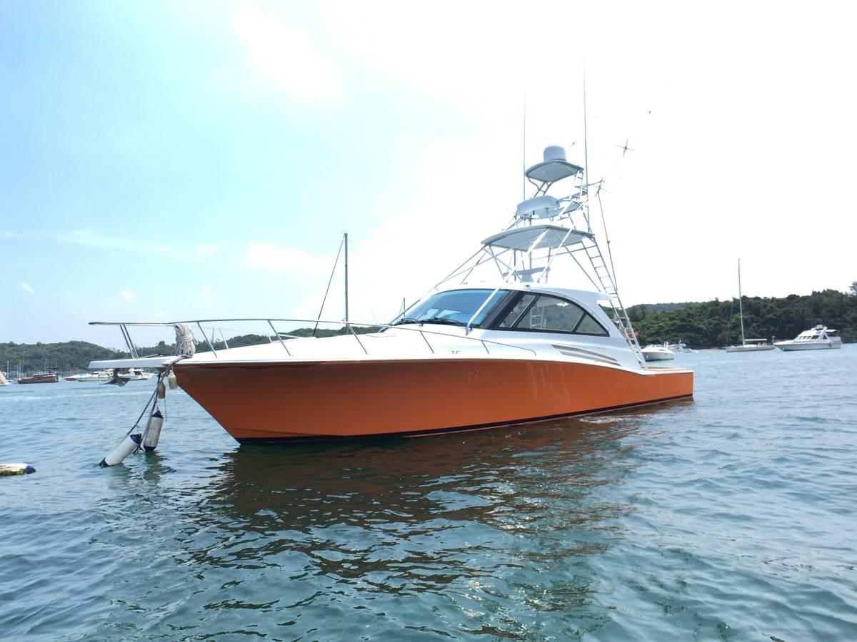 新着情報!!2016年モデル Hatteras 45 Express Sportfish!!_画像2