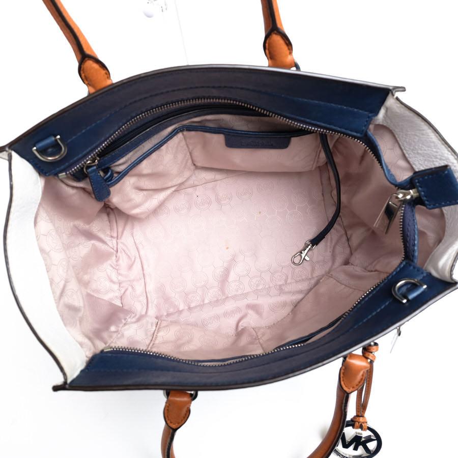 Michael Kors マイケルコース ハンドバッグ トートバッグ 鞄 MK 2WAY ショルダーバッグ ショルダーストラップ レディース レザーc1856_画像8