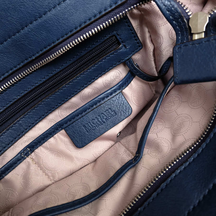 Michael Kors マイケルコース ハンドバッグ トートバッグ 鞄 MK 2WAY ショルダーバッグ ショルダーストラップ レディース レザーc1856_画像9