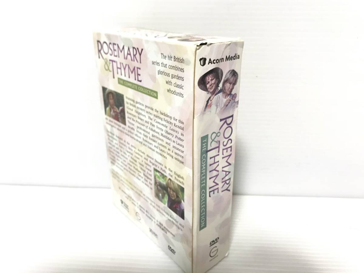 中古 Rosemary & Thyme Complete Series 海外ドラマ_画像9