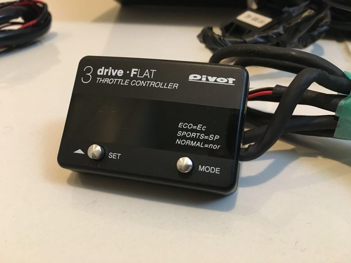 Bmwminipivot 3driveflat Buyee Pivot 3 Drive Flat Throttle Controller