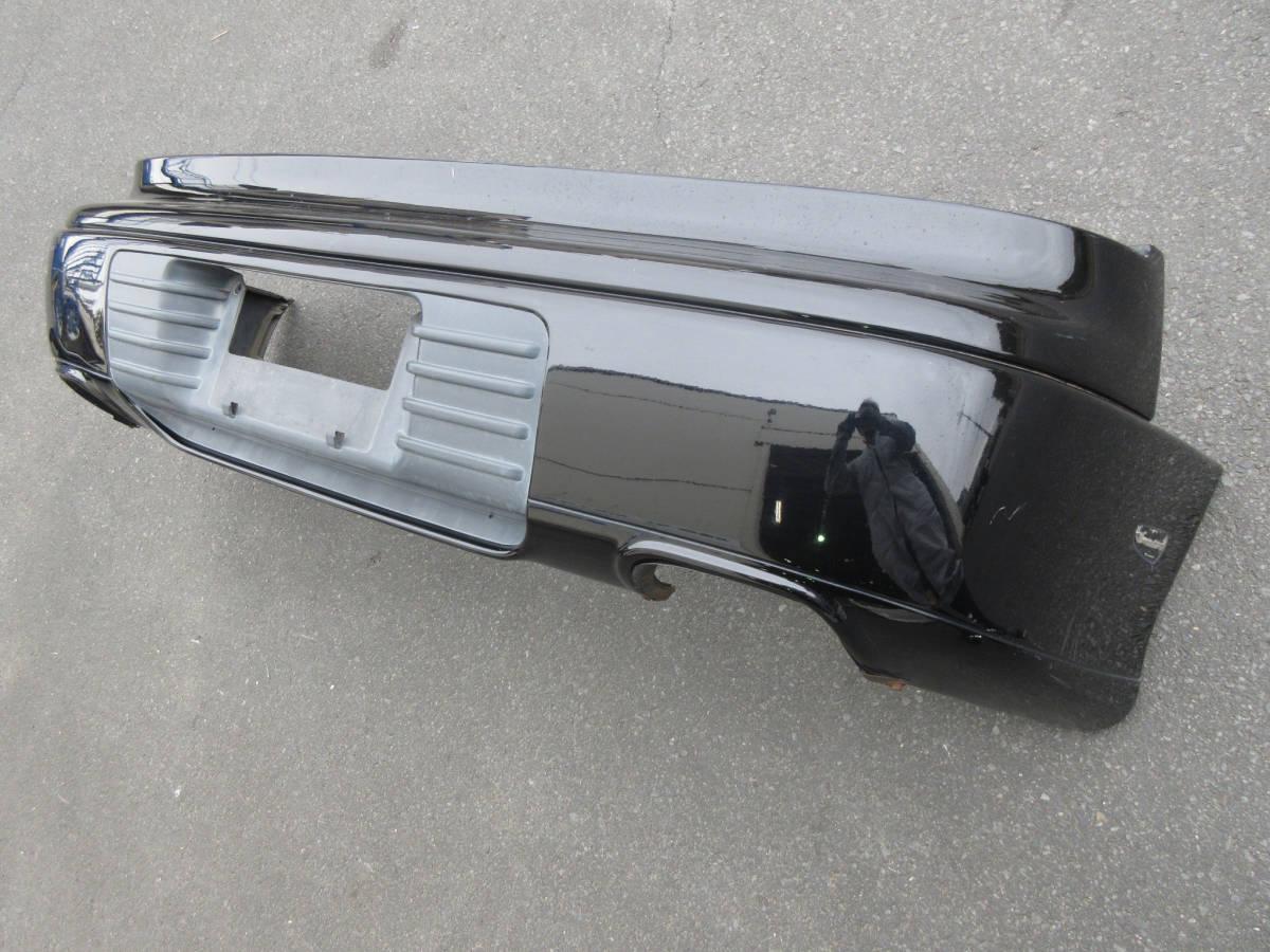☆★ 前期 GTO Z16A 純正 リアバンパー X02 黒 ★☆K3003-1309_画像1