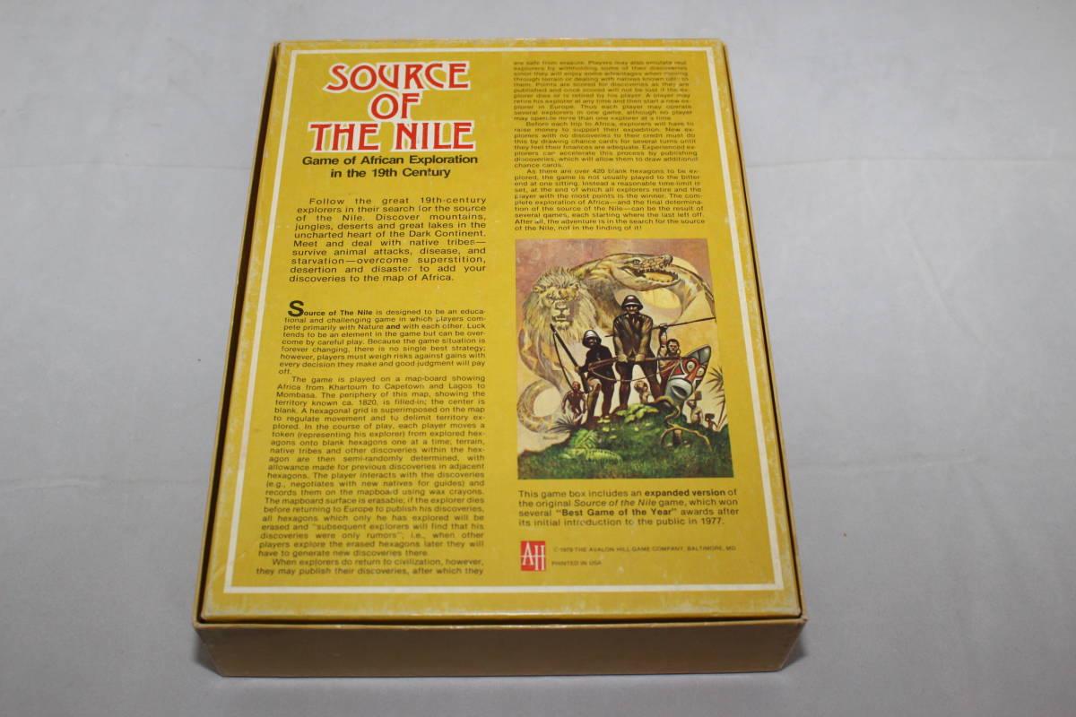 (AH)SOURCE OF THE NILE アフリカ探検、日本語訳付_画像3